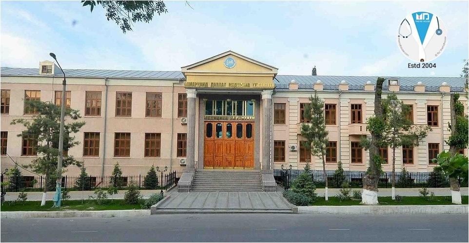 Samarkand State Medical Institute in Uzbekistan