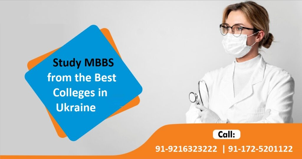 Study MBBS from the Best Colleges in Ukraine